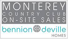 Monterey Country Club On-site Sales